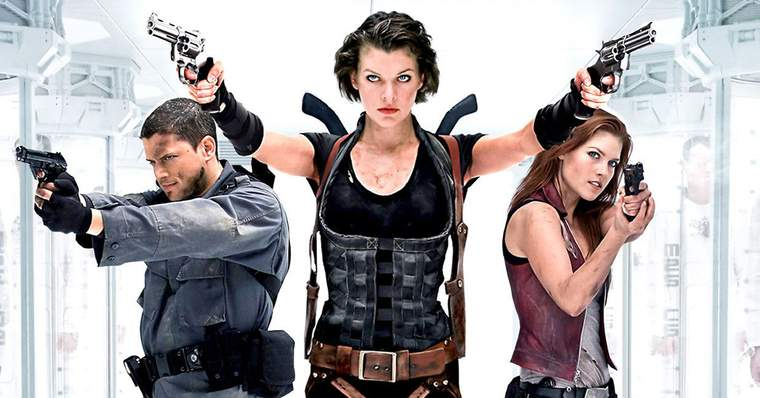 Resident Evil | All The Movies Ranked from Worst to Best - Resident Evil: Afterlife (2010)
