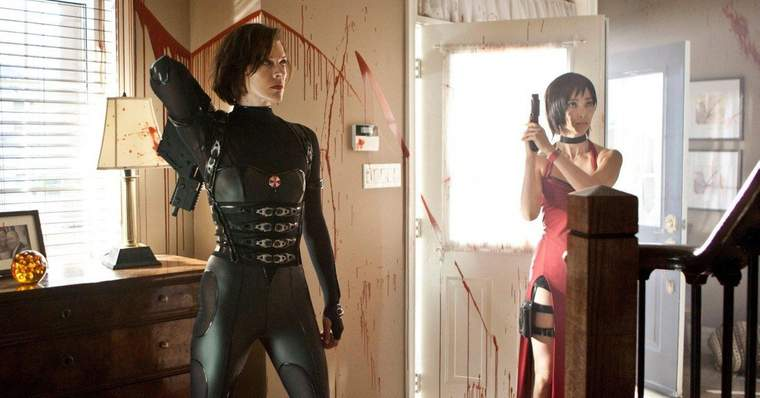 Resident Evil | All The Movies Ranked from Worst to Best - Resident Evil: Retribution (2012)