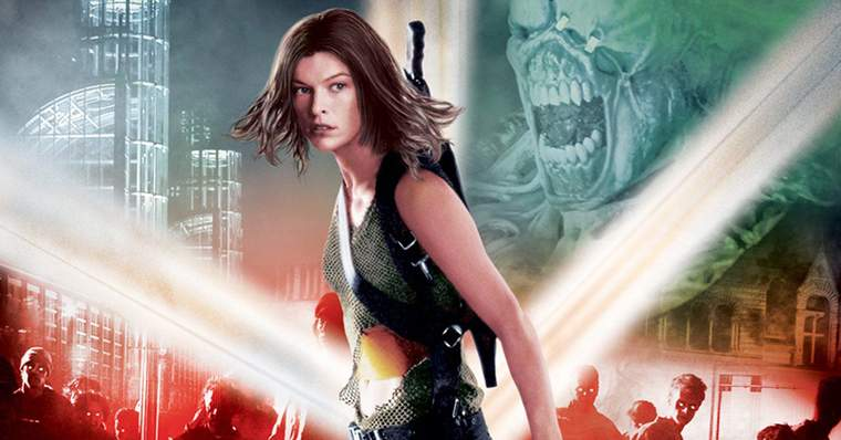 Resident Evil | All The Movies Ranked from Worst to Best - Resident Evil: Apocalypse (2004)