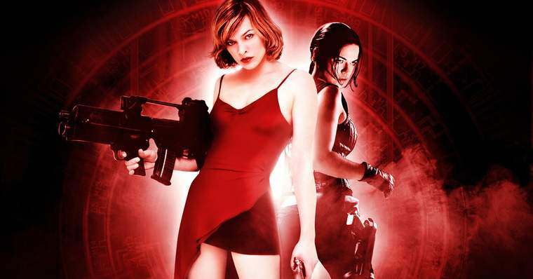 Resident Evil | All The Movies Ranked from Worst to Best - Resident Evil (2002)