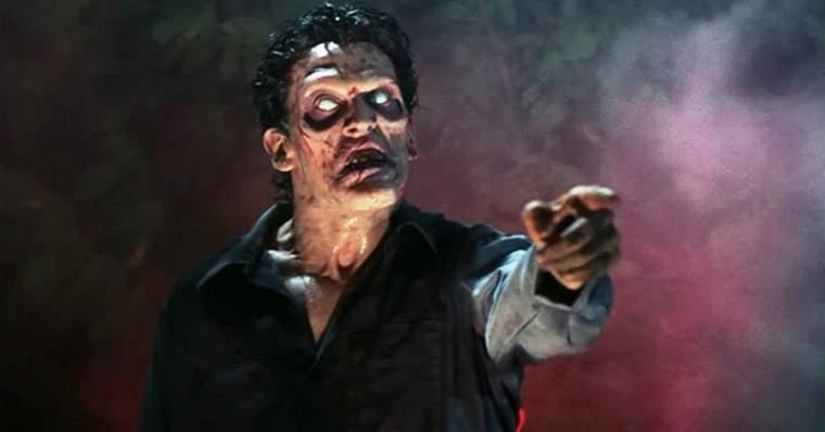 Top 15 Sam Raimi Movies Ranked - Evil Dead II, 1987