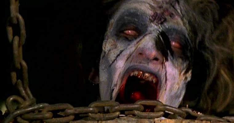 Top 15 Sam Raimi Movies Ranked - Evil Dead, 1981