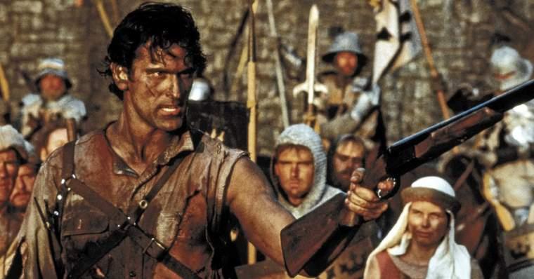 Top 15 Sam Raimi Movies Ranked - Army of Darkness, 1992