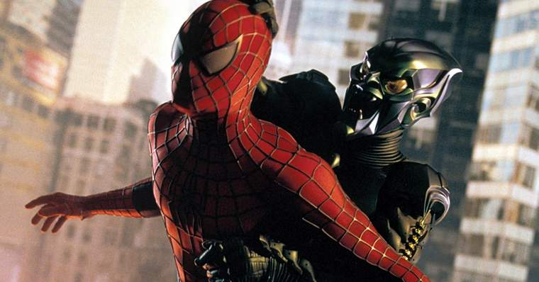 Top 15 Sam Raimi Movies Ranked - Spider-Man, 2002
