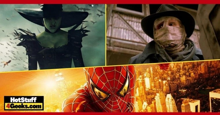 Top 15 Sam Raimi Movies Ranked From Worst to Best