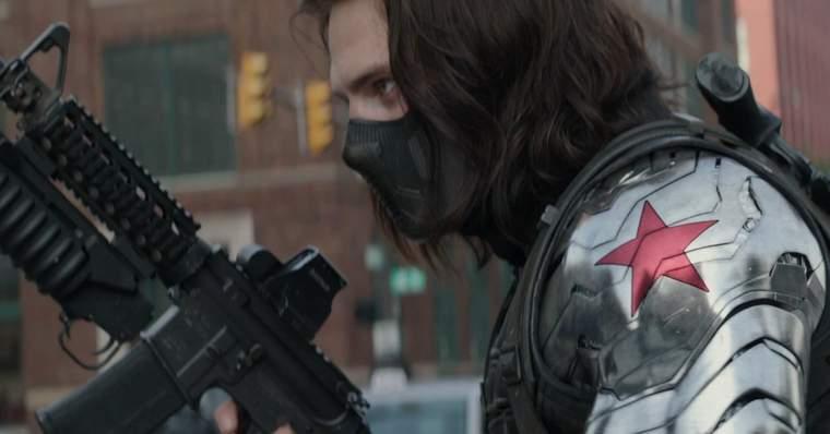 All Sam Wilson & Bucky Barnes Appearances in MCU So Far: Captain America : The Winter Soldier