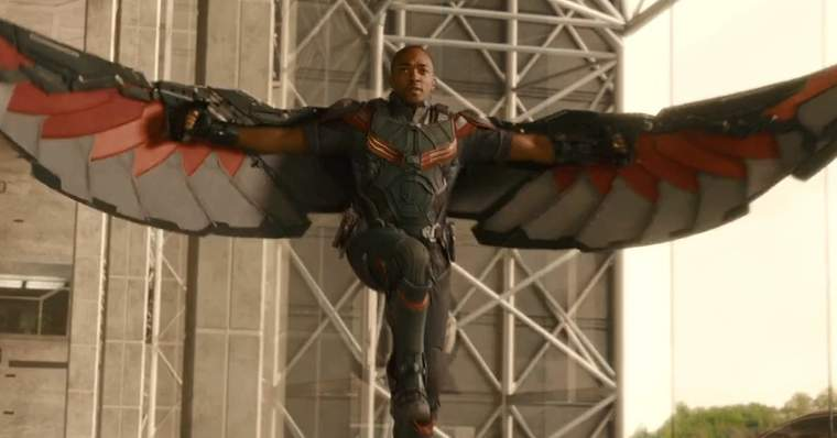 All Sam Wilson & Bucky Barnes Appearances in MCU So Far: Avengers: Age of Ultron