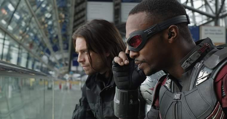 All Sam Wilson & Bucky Barnes Appearances in MCU So Far: Captain America: Civil War