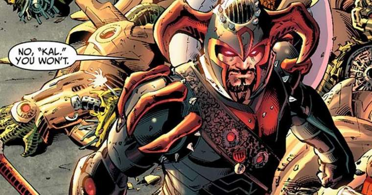 Meet Steppenwolf: All About the Mighty Powerful DC Villain: New 52