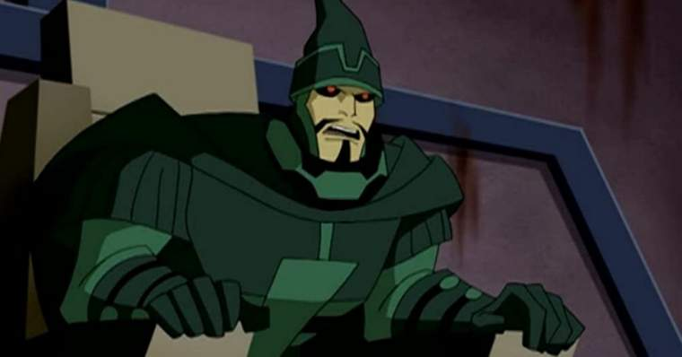 Meet Steppenwolf: All About the Mighty Powerful DC Villain: Animated Series and Games