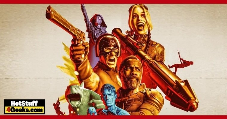 Suicide Squad Meet All the Characters From James Gunn Movie