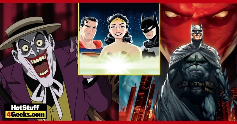 The 5 Worst (and the 5 Best!) DC Comics Animated Movies