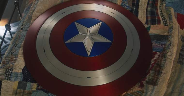 The Falcon and The Winter Soldier Easter Eggs Episode 1: The Heir to the Shield