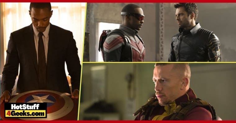 12 The Falcon and The Winter Soldier Easter Eggs - Episode 1