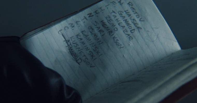 The Falcon and The Winter Soldier Easter Eggs Episode 1: Bucky's List