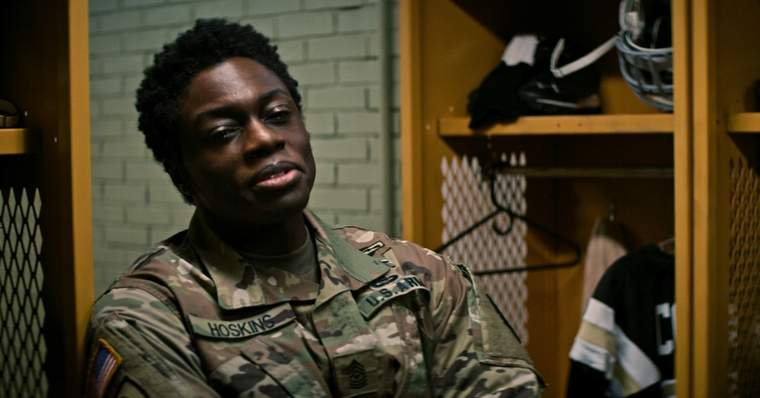 15 The Falcon and The Winter Soldier Easter Eggs – Episode 2: Lemar Hoskins, the Battlestar