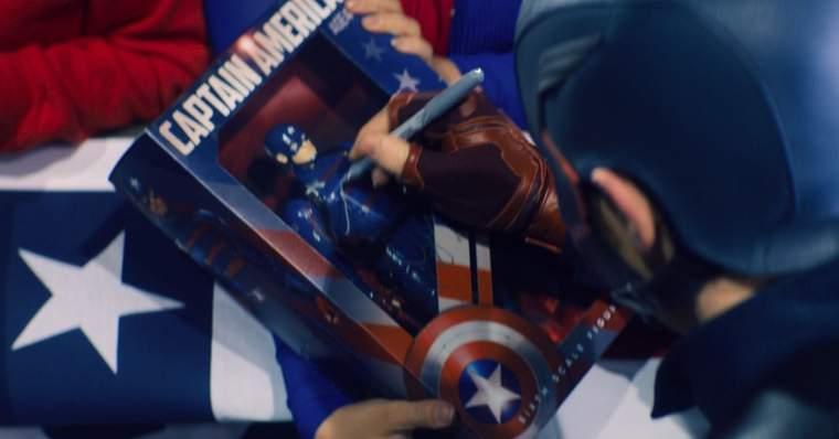 15 The Falcon and The Winter Soldier Easter Eggs – Episode 2: Captain America, a Symbol of Propaganda