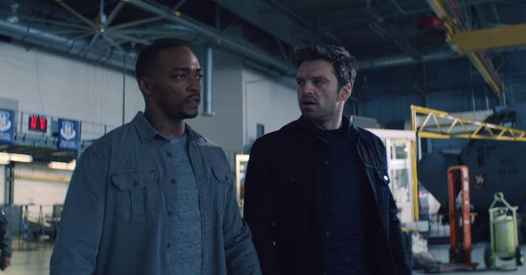15 The Falcon and The Winter Soldier Easter Eggs – Episode 2: The Hobbit