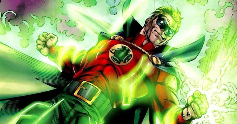 Meet Yalan Gur & Kilowog: The Green Lanterns from Snyder Cut: Yalan Gur's Story