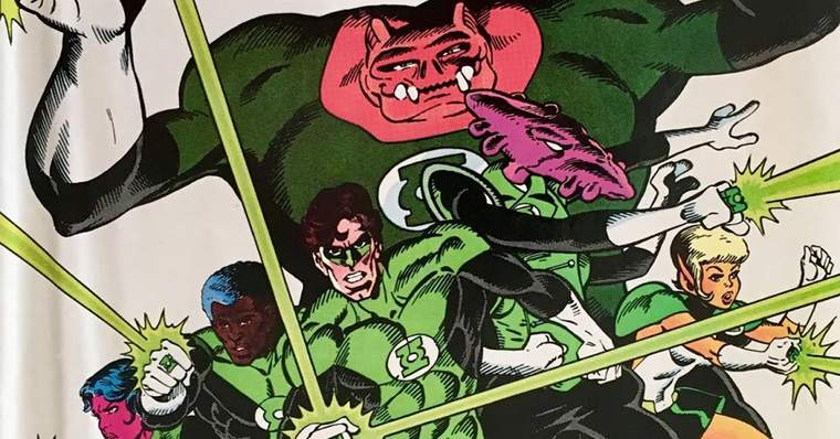 Meet Yalan Gur & Kilowog: The Green Lanterns from Snyder Cut: Kilowog's Origin