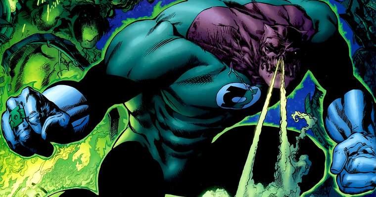 Meet Yalan Gur & Kilowog: The Green Lanterns from Snyder Cut: Kilowog's Story