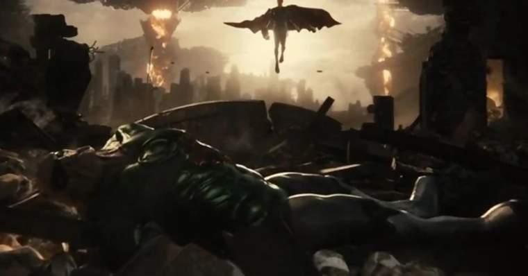Meet Yalan Gur & Kilowog: The Green Lanterns from Snyder Cut: Kilowog in Justice League