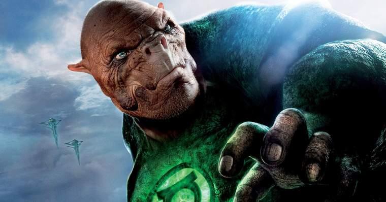 Meet Yalan Gur & Kilowog: The Green Lanterns from Snyder Cut: Yalan Gur and Kilowog Outside the Comics