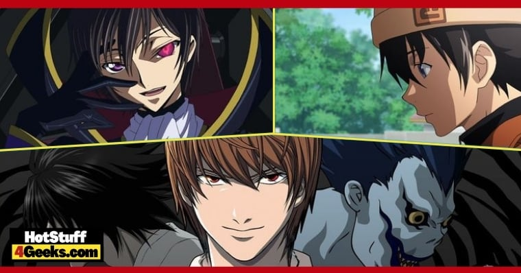 Top 10 Essential Anime for Death Note Fans