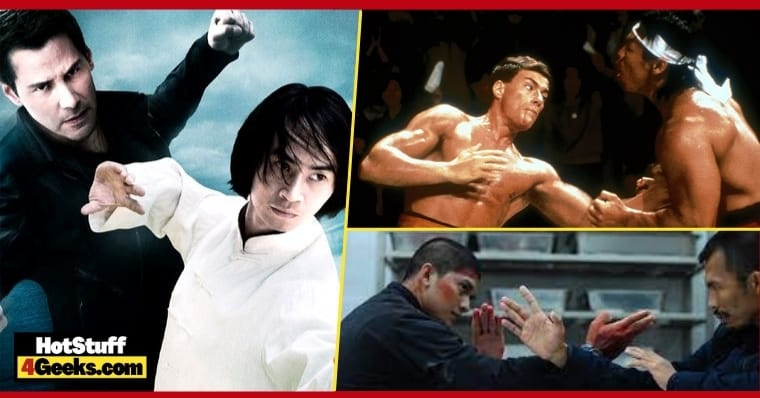 10 Violent Martial Arts Movies to Warm up for Mortal Kombat