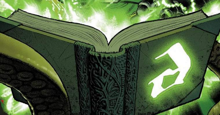 Wandavision: Darkhold - The Marvel Comics' Book of Sins - What is the Darkhold?