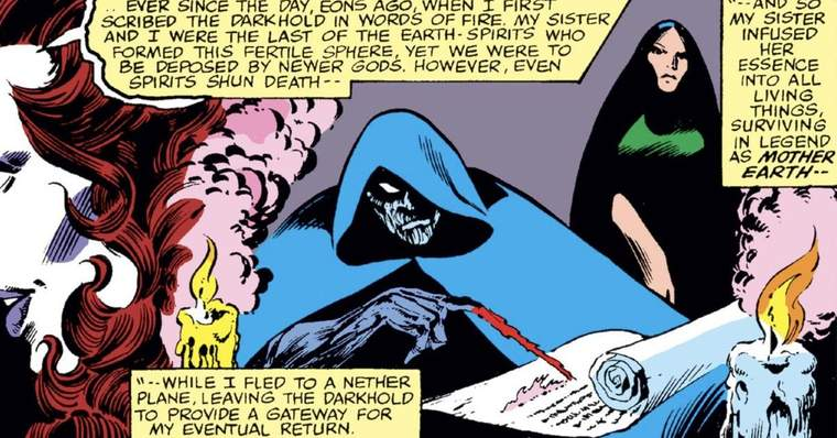 Wandavision: Darkhold - The Marvel Comics' Book of Sins - Who wrote the Darkhold?