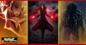 Wandavision: The Chaos Magic in Marvel Universe and Scarlet Witch's Powers Explained