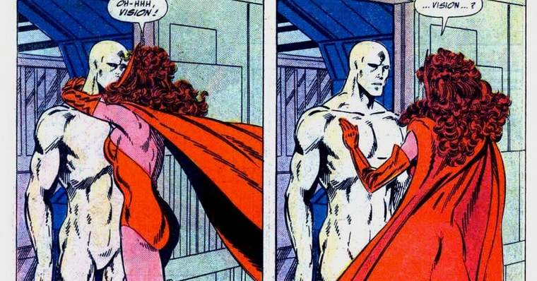 White Vision: All About the Alternative Version on Marvel Comics - A Vision Without Emotions