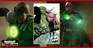 Who are Yalan Gur & Kilowog The Snyder Cut's Green Lanterns