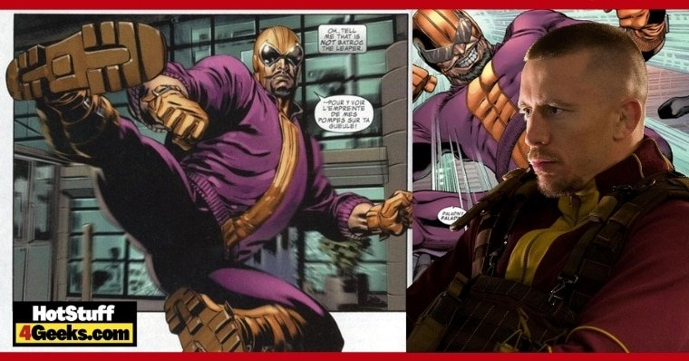 Who is Batroc The Captain America Frech Enemy is Back!