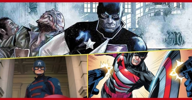 Who is John Walker Meet The U.S. Agent From Marvel Comics