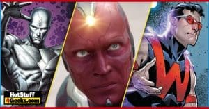 Who is White Vision Meet Marvel Comics' Alternative Version