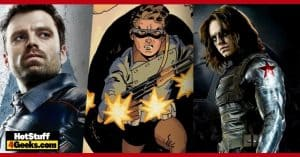 Winter Soldier: All The Bucky Barnes Powers and Abilities