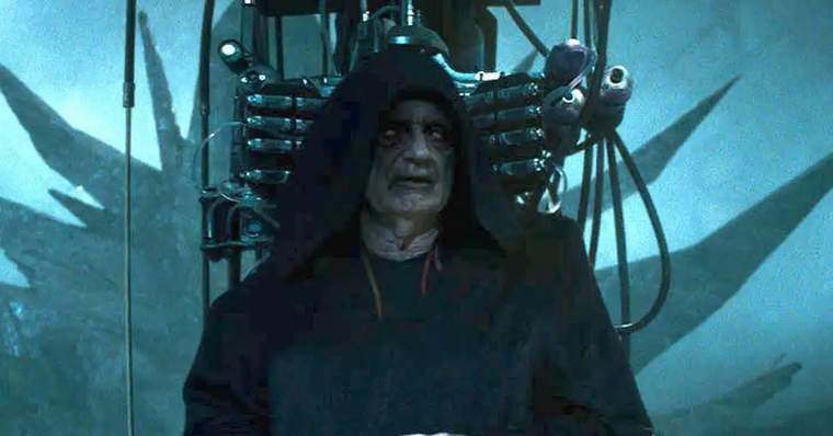 10 Most Scary and Disturbing Star Wars Characters: Darth Sidious