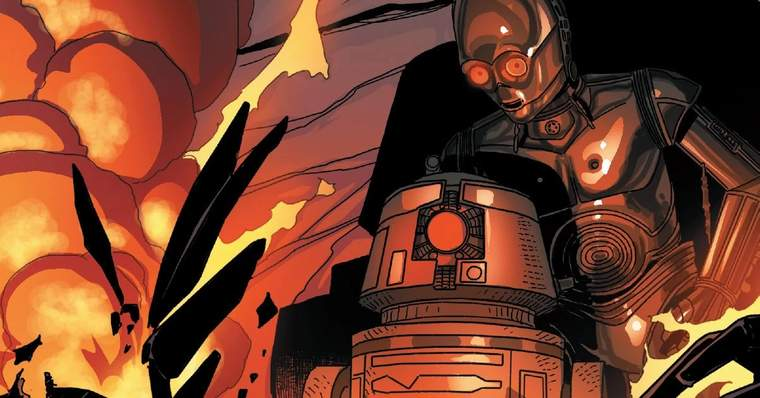 10 Most Scary and Disturbing Star Wars Characters: 0-0-0 and BT-1