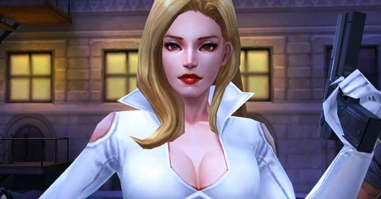 10 Things About Sharon Carter, Agent 13, in the Comics: In the Gaming World...