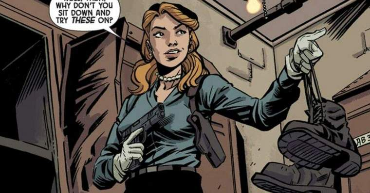 10 Things About Sharon Carter, Agent 13, in the Comics: Family Background