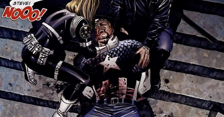 10 Things About Sharon Carter, Agent 13, in the Comics: The Death of a Dream