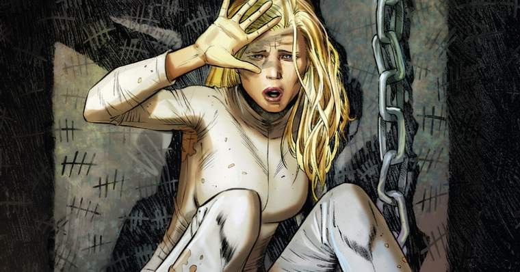 10 Things About Sharon Carter, Agent 13, in the Comics: Trapped on Dimension Z
