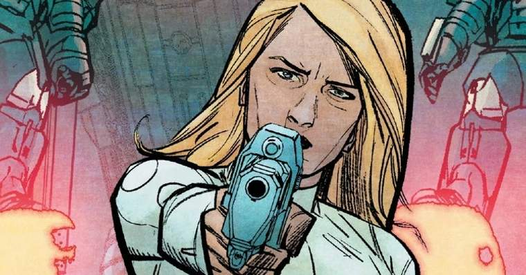 10 Things About Sharon Carter, Agent 13, in the Comics: Leader of S.H.I.E.L.D.