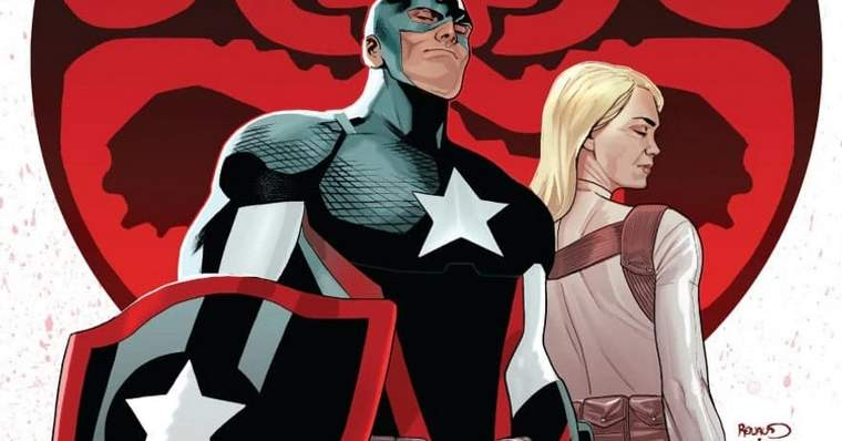 10 Things About Sharon Carter, Agent 13, in the Comics: Secret Empire