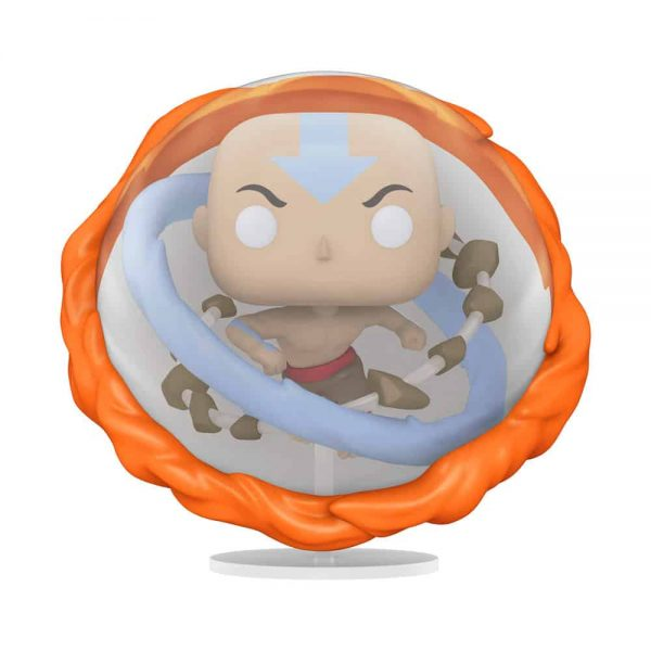 Avatar The Last Airbender - Aang (Avatar State) 6-inch Funko Pop!