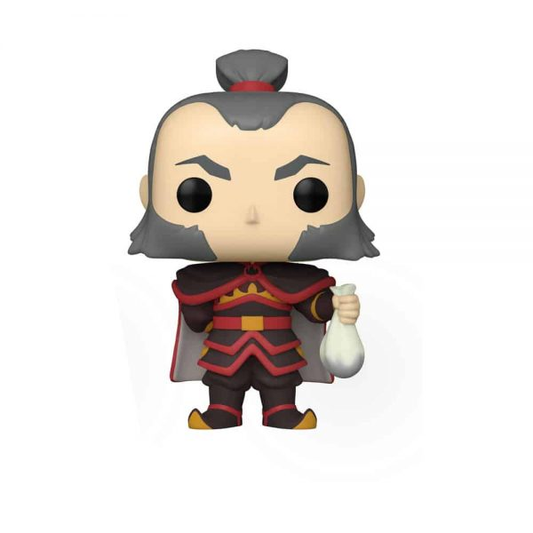 Avatar The Last Airbender - Admiral Zhao Funko Pop!