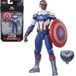 Avengers 2021 Marvel Legends 6-Inch Captain America Sam Wilson Action Figure