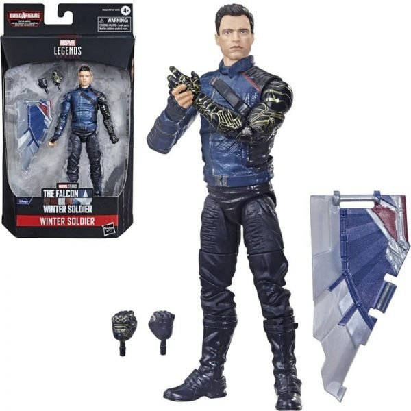 Avengers 2021 Marvel Legends 6-Inch Winter Soldier Action Figure